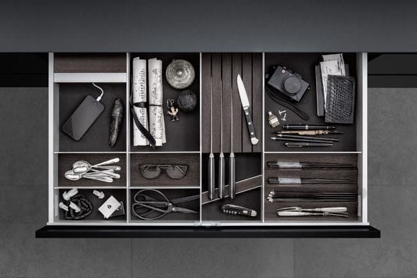 SieMatic inside