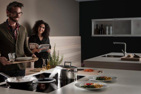 Bora Basic inductie kookplaat