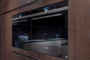 moderne keuken Siemens